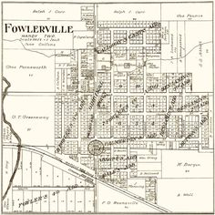 1915 Fowlerville | Fowlerville, Michigan