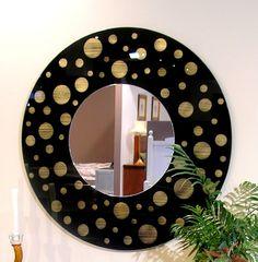 Δημιουργία μου σε γυαλί-υπάρχει δυνατότητα διαφοροποιήσεων. Mirror, Furniture, Home Decor, Decoration Home, Room Decor, Mirrors, Home Furnishings, Home Interior Design, Home Decoration