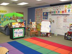 Mrs. Jump's Kindergarten Class- Tour Our Room