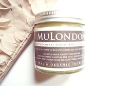 """""""I have found another great way to use this balm... Under my eyes! I have very fine skin around the eyes - this balm makes the worst wrinkles disappear and the skin is soft supple. It's also great as a lip balm. Yum!""""  http://lejardindyvonne.blogspot.co.uk/2015/02/valentynsky-haul.html  Get MuLondon products: http://www.MuLondon.com  #MuLondon #skincare #beauty #balm #moisturiser #chocolate #natural #organic #vegan"""