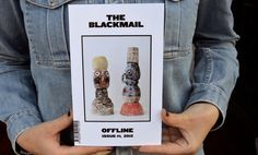 The Blackmail, 'Offline' issue Hot, Image