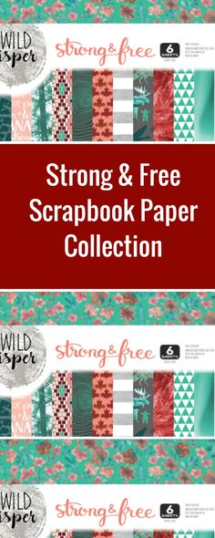 Strong & Free Paper