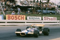 Jack Brabham 14th and last GP win - Kyalami