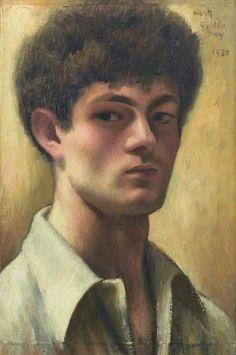 Self Portrait, Mark Gertler