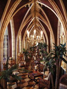 Infinity Hall by Ken Haseltine Regent Miniatures, via Flickr