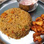 My Mum's Vegetable Biryani Recipe - Yummy Tummy Curry Recipes, Rice Recipes, Indian Food Recipes, Chicken Recipes, Cooking Recipes, Ethnic Recipes, Sheera Recipe, Vegetable Biryani Recipe, Mutton Curry Recipe