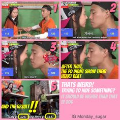 For more update please visit our instagram account monday_sugar #mondaycouple #runningman #kanggary #songjihyo