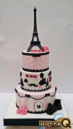 torta paris. cake paris. mrponQ