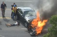 Burning car rescue: Oscar winner Jamie Foxx rescued a man from a burning car in a real life emergency. Our teaching resource asks students 'what would you have done'? Bystander Effect, Teacher Lesson Plans, Red Cross, Natural Disasters, Teaching Resources, Burns, Real Life, Activities, Explore