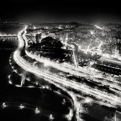 South Korea by Martin Stavars, via Behance