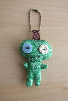 Mini Ouff Arboriko : Porte clés par fanosh