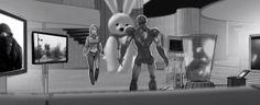 Iron Man 3 Animatic - Animation