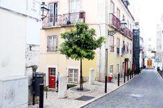 lissabon stadsdelen Bairro Alto