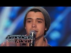 Miguel Dakota: Audience Swoons Over Singer's Alex Clare Cover - America's Got Talent 2014 - YouTube
