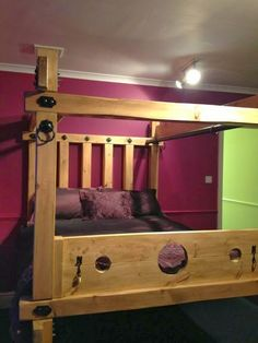 Bdsm Furniture Have To Have Someone Build Me One Of These I Want This Bed