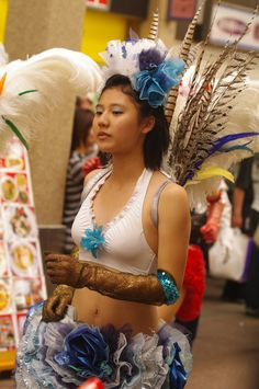 Festival Girls, Carnival, Dancer, Costumes, Cute, People, Photography, Beautiful, Fashion