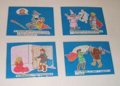 LAPICERO MÁGICO: Escribir cuentos con las Cartas de Propp
