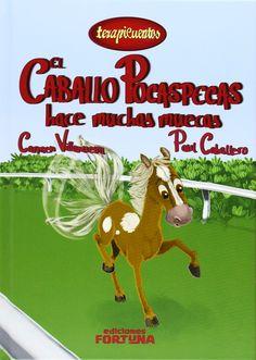 El caballo Pocaspecas hace muchas muecas Terapicuentos: Amazon.es: Carmen Villanueva Rivero, Paul Caballero Barturen, Ibone Ruiz de Velasco Artaza: Libros