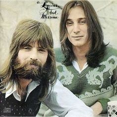 """Loggins And Messina"" (1972, Columbia).  Their second LP.  Contains ""Thinking Of You"" and ""Your Mama Don't Dance."""