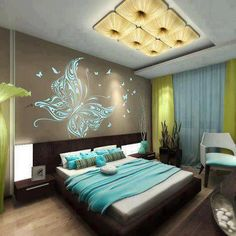 Best Bedroom Ideas Images On Pinterest In Bedroom Colors - Teal and brown bedroom designs