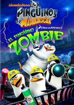 Los Pingüinos de Madagascar: El Pingüino Zombie - online 2010