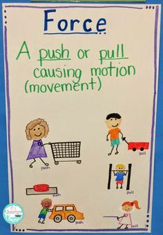 Trina's Force and Motion on Pinterest | Force And Motion ...