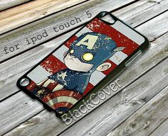 vintage captain america - iPhone 4/4S/5/5S/5C, Case - Samsung Galaxy S3/S4/NOTE/Mini, Cover, Accessories,Gift