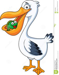 clip art pelican - Αναζήτηση Google