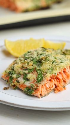 Oven Baked Salmon, Baked Salmon Recipes, Fish Recipes, Seafood Recipes, Cooking Recipes, Healthy Recipes, Recipies, Salmon Recipe Videos, Simple Salmon Recipe