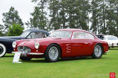 1956 Maserati A6G 2000 Zagato Berlinetta