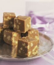 The longer way (still kinda easy)...Five Minute Chocolate Fudge