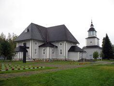 Ristiinan kirkko. Kuva: MV/RHO 124603:202 Soile Tirilä 2006