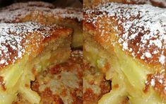 Εξαιρετική συνταγή για μυρωδάτη μηλόπιτα που θα λατρέψετε! Yami Yami, Apple Pie, Pancakes, French Toast, Sandwiches, Sweet Home, Cooking Recipes, Sweets, Breakfast