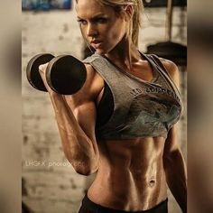 Fit and Shredded Vikings : Photo