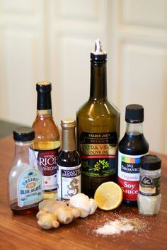 Asian salad dressing recipe