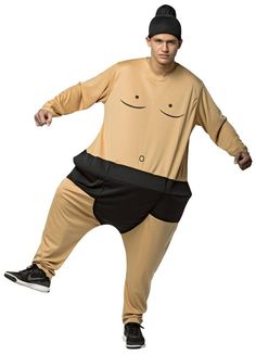 OFF or FREE SHIP -Sumo Hoopster Boys Costume :: Your child will be ready to take on the big guys in this hoopster sumo costume. This funny child's costume includes a black headpiece and full-length polyester bodysuit with an attached hoop in the waist Funny Costumes, Boy Costumes, Adult Costumes, Halloween Costumes, Disney Halloween, Funny Halloween, Eve Costume, Die Geisha, Carnival