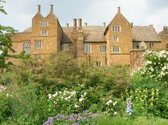 Broughton Castle + Gardens North Oxfordshire
