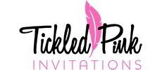 love this site for invitations http://www.tickledpinkinvitations.com/