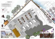 Adriano Palmarini, Gabriele Mazzei · Riqualificazione urbana di Piazza De Gasperi · Divisare