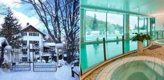 [FOTOS] Así era el lujoso Hotel Rigopiano sepultado por una...