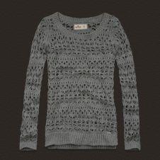 Girls Orange County Sweater