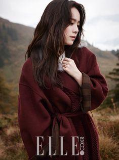 ELLE korea November 2014