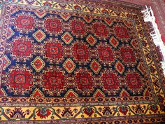 Azerbaijani Pile-weave carpet, Tabriz school