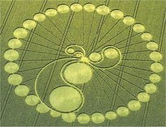 Crop Circles Explained | Crop Circles Explained & Humanoid Light Beings: A Message From the ...