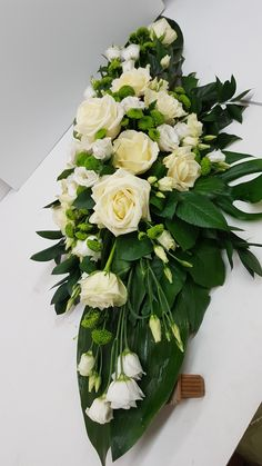 Funeral Flowers, Table Decorations, Furniture, Home Decor, Decoration Home, Room Decor, Home Furnishings, Home Interior Design, Dinner Table Decorations