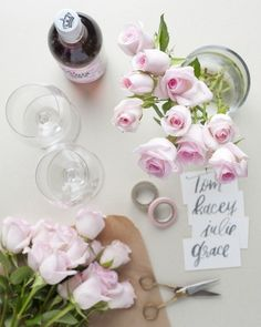 Diy Crafts Ideas : Add a pop of pink to the table with the Angels bouquet from The Bouqs Company. S