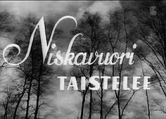 Vanhat suomalaiset elokuvat [Old Finnish movies], 1957