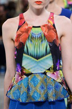 Angelo Marani Spring 2013 - Details♥✤   Keep the Glamour   BeStayBeautiful