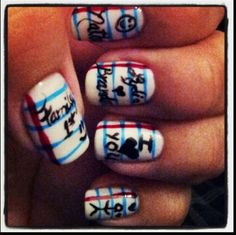 Cute nails fast and easy