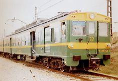 Bilbao, Ebro, Locomotive, Spain, Trains, Alphabet, Oviedo, Zaragoza, Turning 30